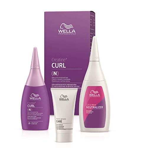 Wella Creatine+ Curl N Hair Kit